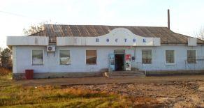 Продається діючий магазин на березі Азовського моря
