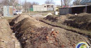 Земельну ділянку у центрі с. Луначарське, Бердянський район